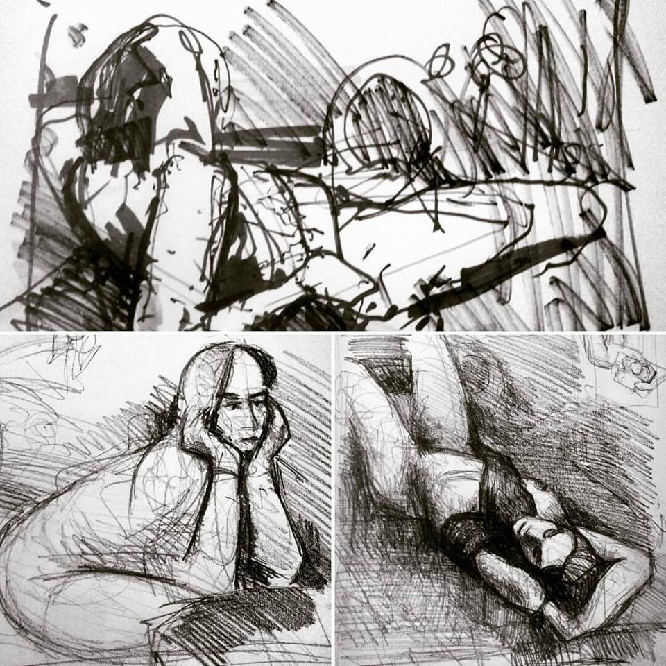Life Drawing Edinburgh