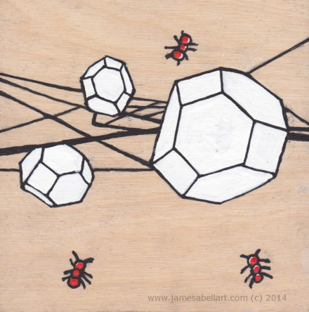The Ant And Geometry