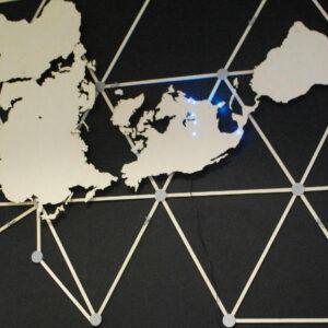 Dymaxion Atlas