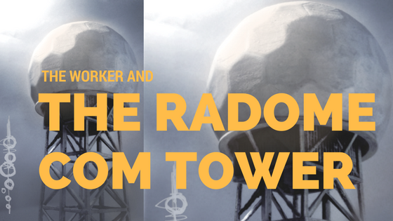 The Radome Com Tower – The Old 3Z Networks